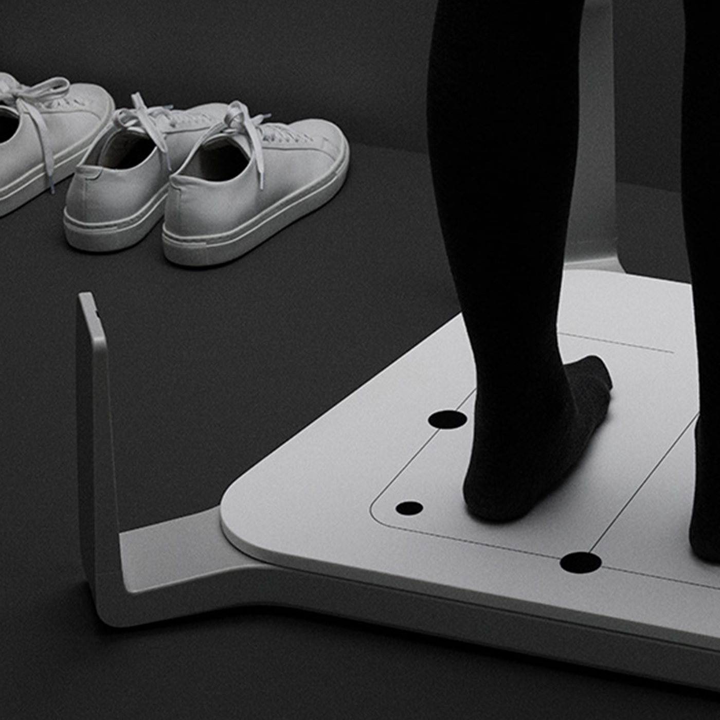 Volumental  Shoe fit is just a number  Industrial design, UX, Engineering, Prototyping, Production setup