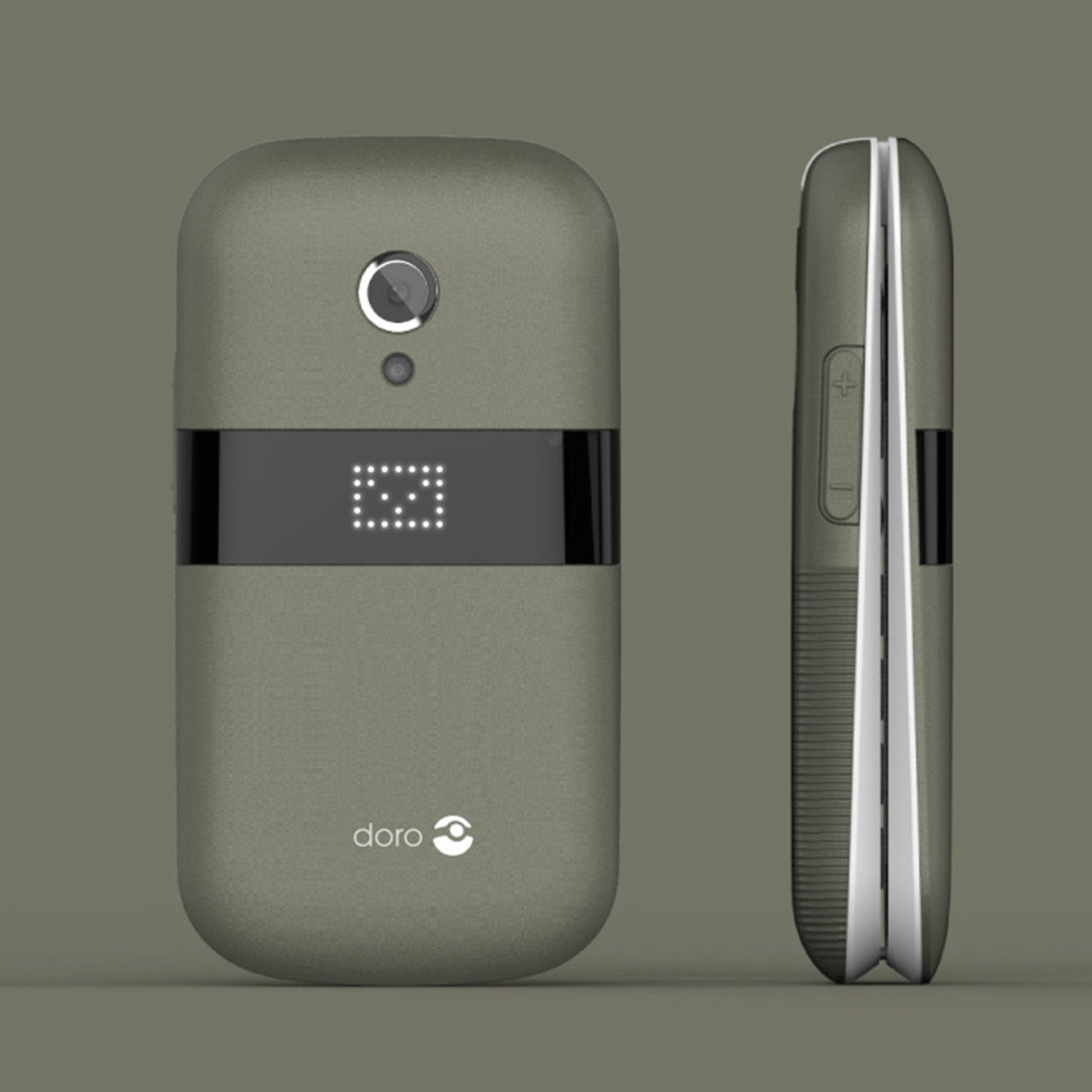 Doro  Age is just a number  Design research & Industrial design