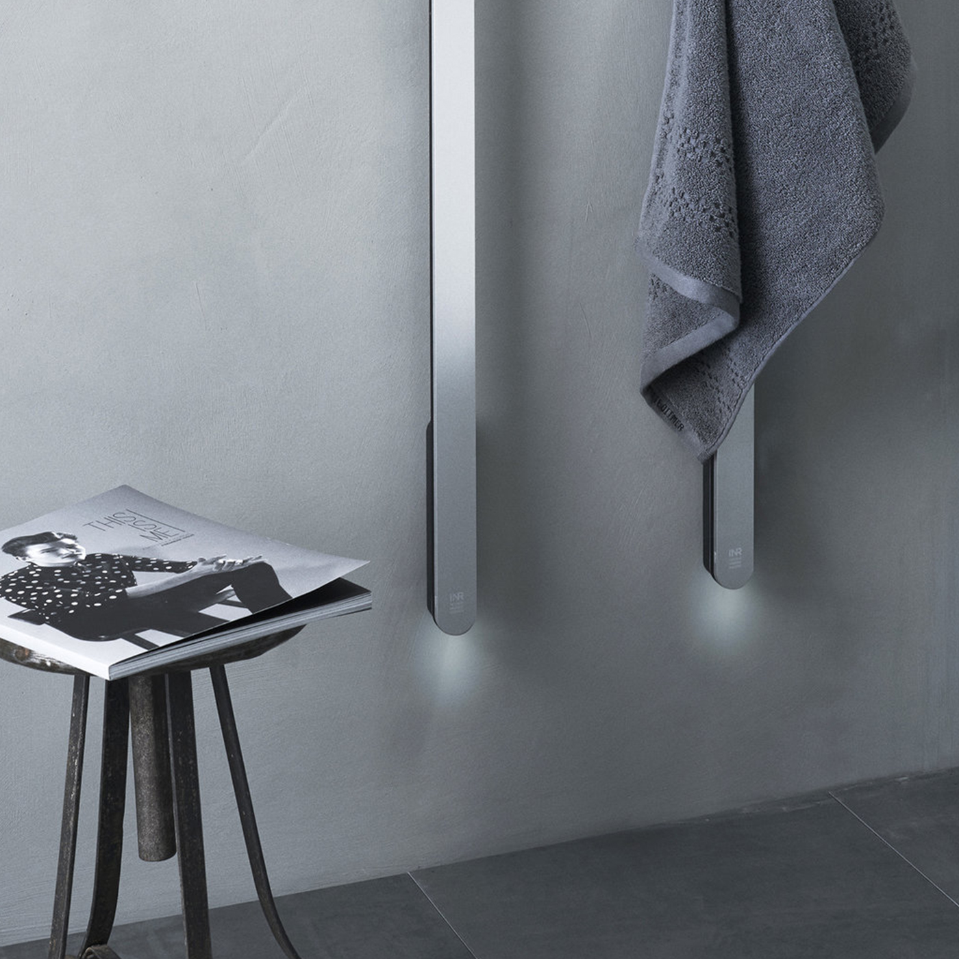 Iconic Nordic Rooms  A towel dryer worth showing off  Design research , Industrial design, Mechanical & Electronic engineering