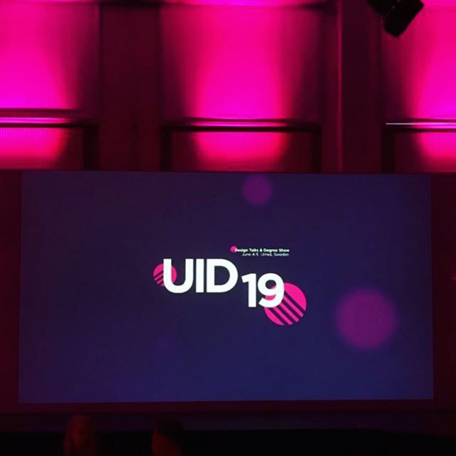 Big congratulations to all the amazing , now former, students at UID. Big thanks for the inspiration, fun days and great hospitality , such a great event. Special shout out to our former interns @augustzheng and  @cifie for the fantastic work