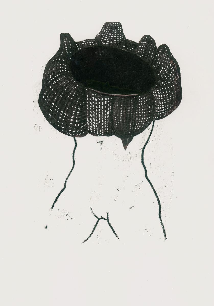 e13: ink/paper, 35 x 25 cm, 2006