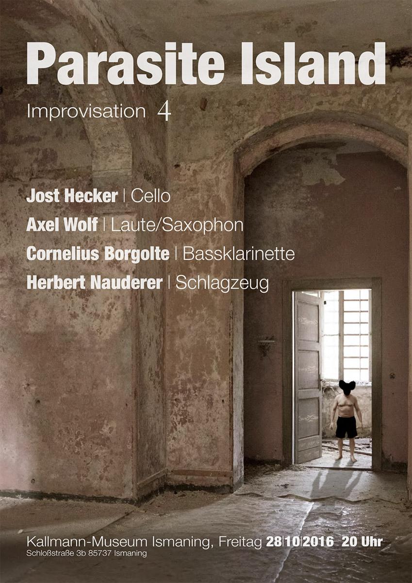 Improvisation 4, Kallmann-Museum Ismaning