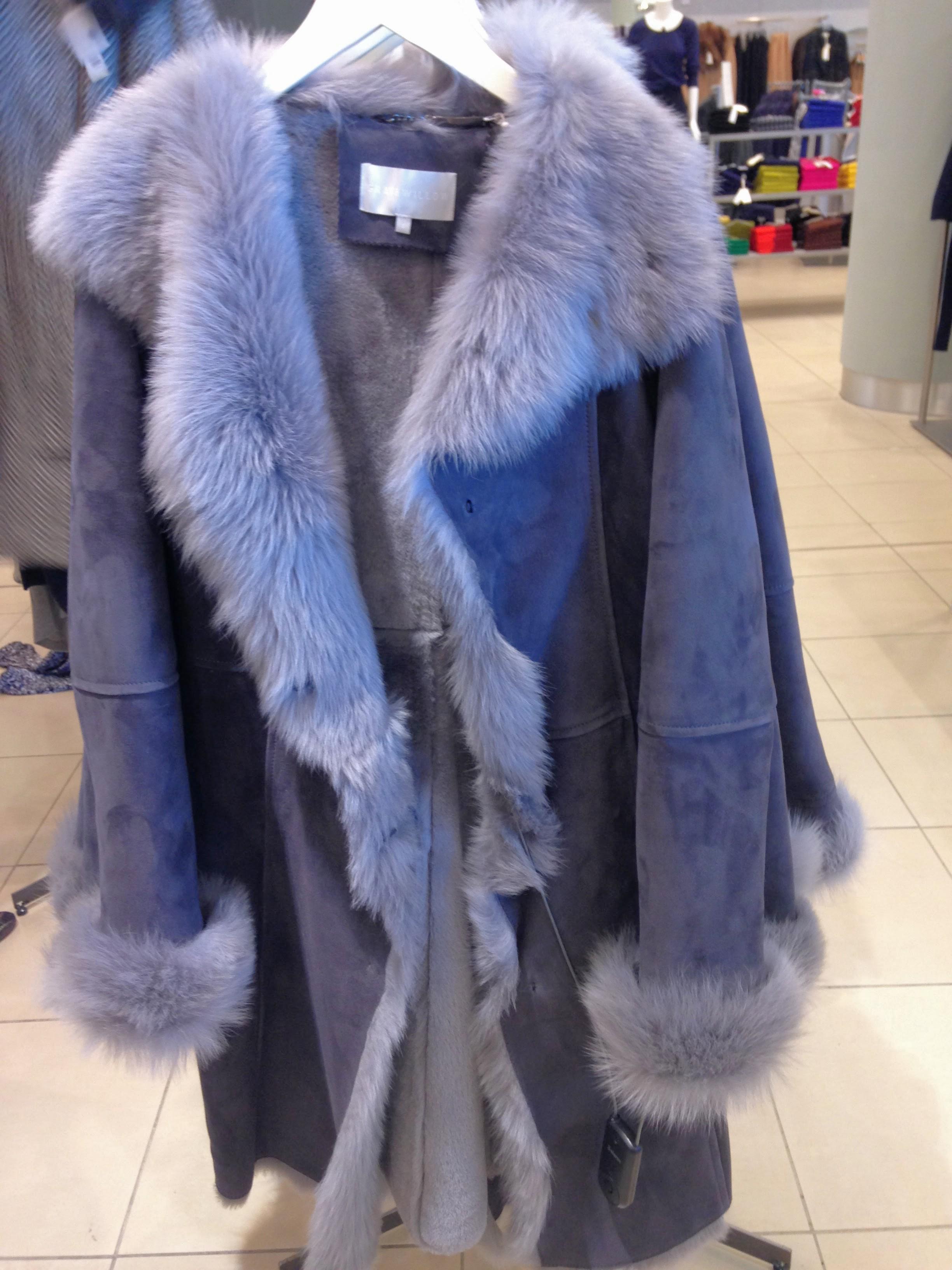 HoF grey blue sheep