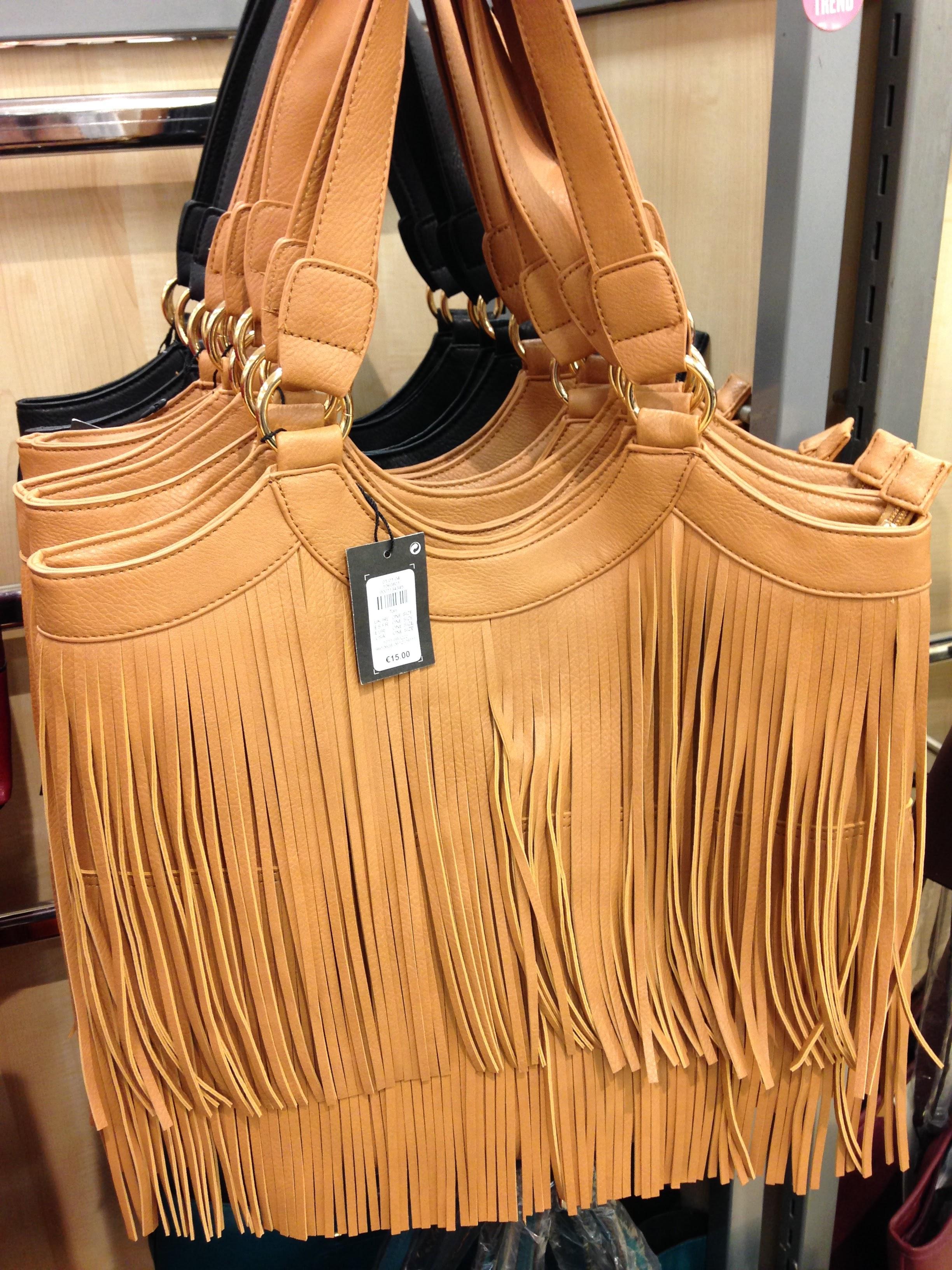 Pennys fringe bag