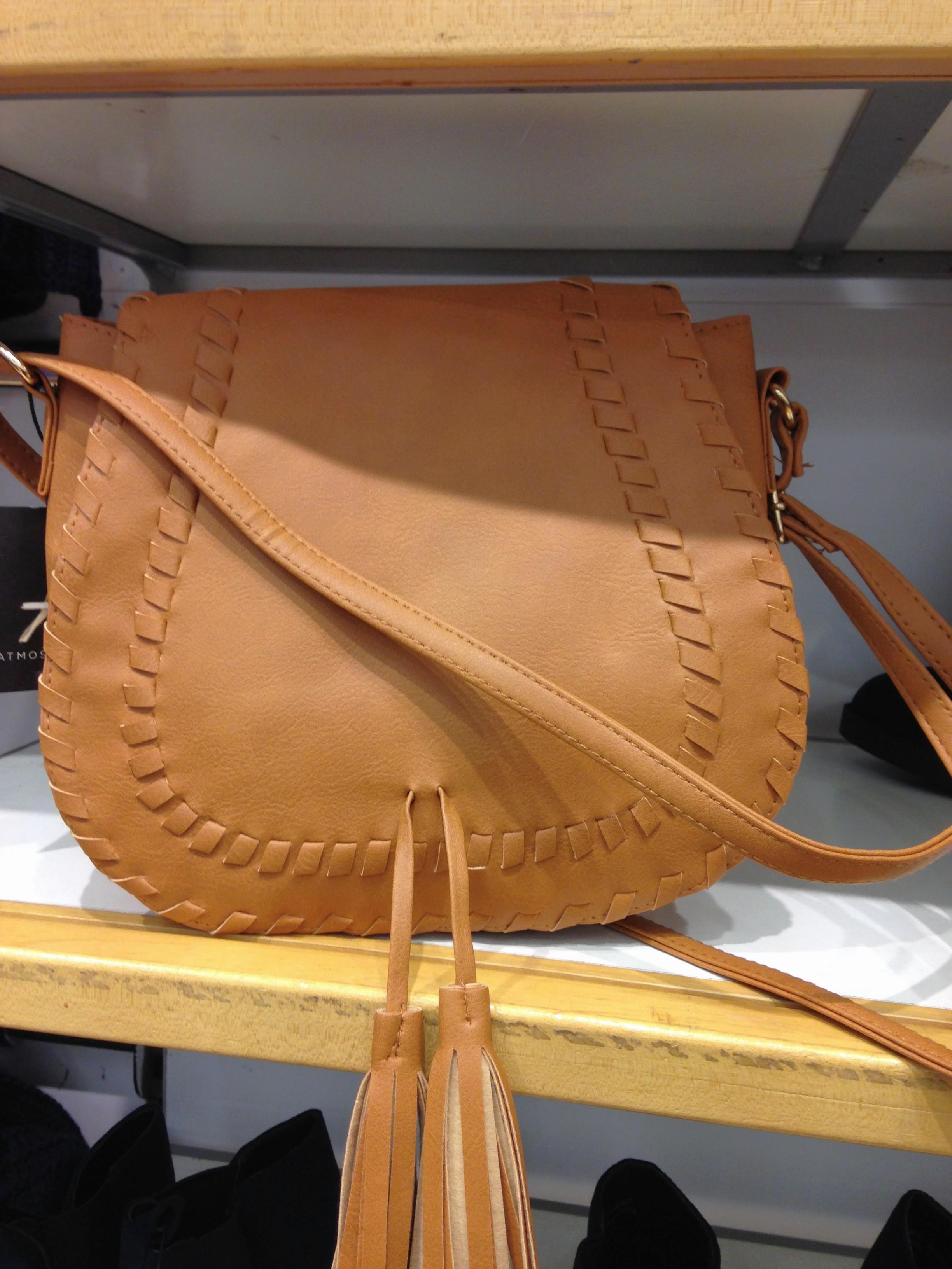 Pennys Tan Bag