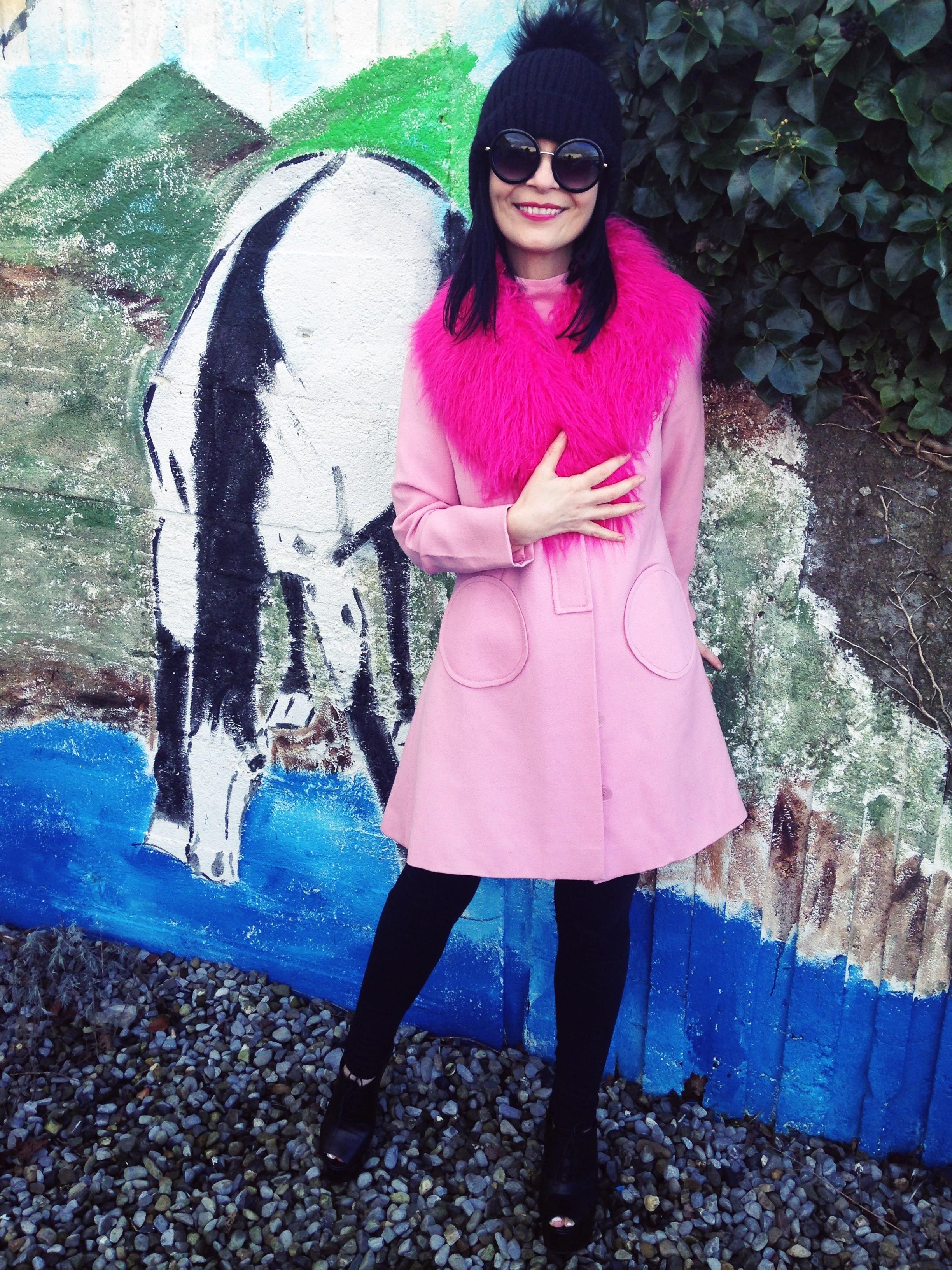 Pretty in Pink Vintage Look!