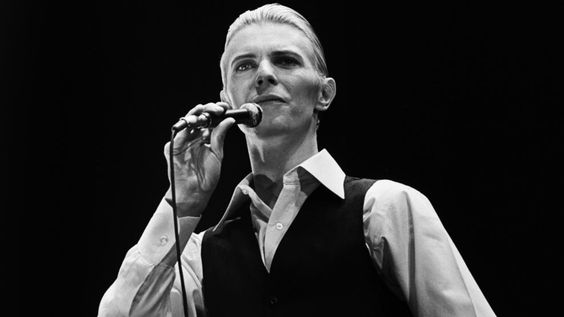 The Thin White Duke!