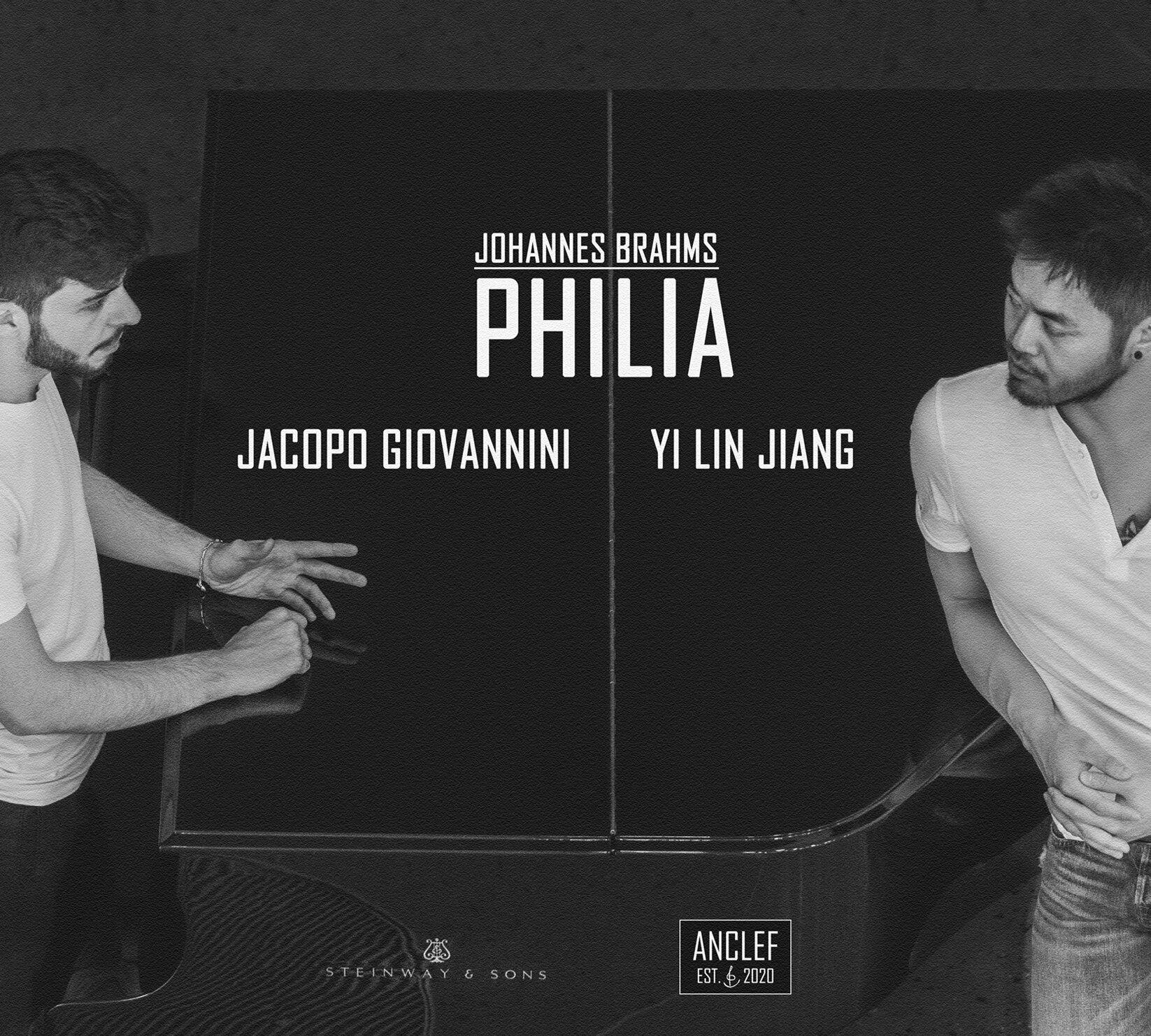 PHILIA — YI LIN JIANG