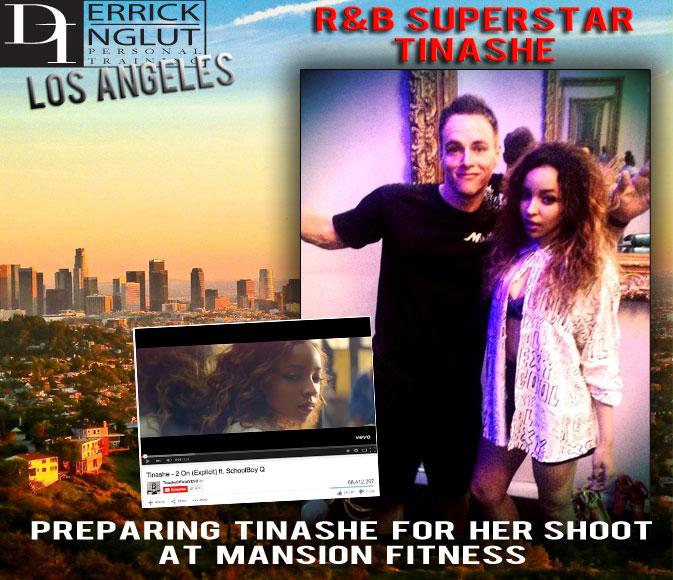 R&B Superstar Tinashe
