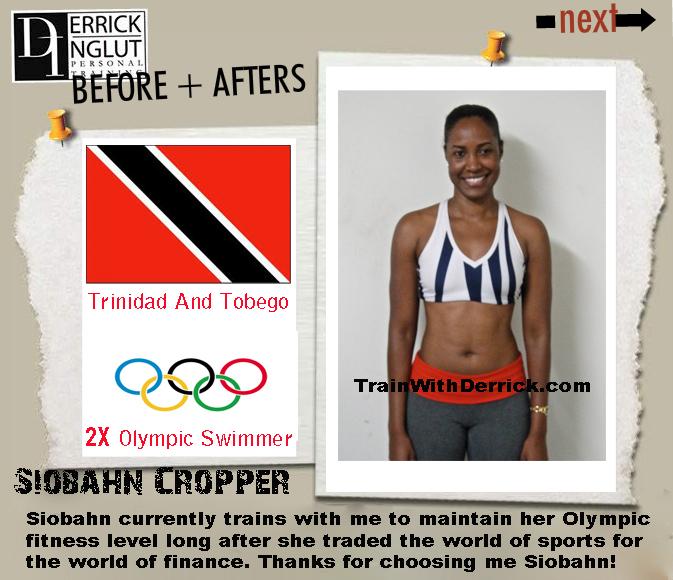 2x Olympian Siobahn Cropper