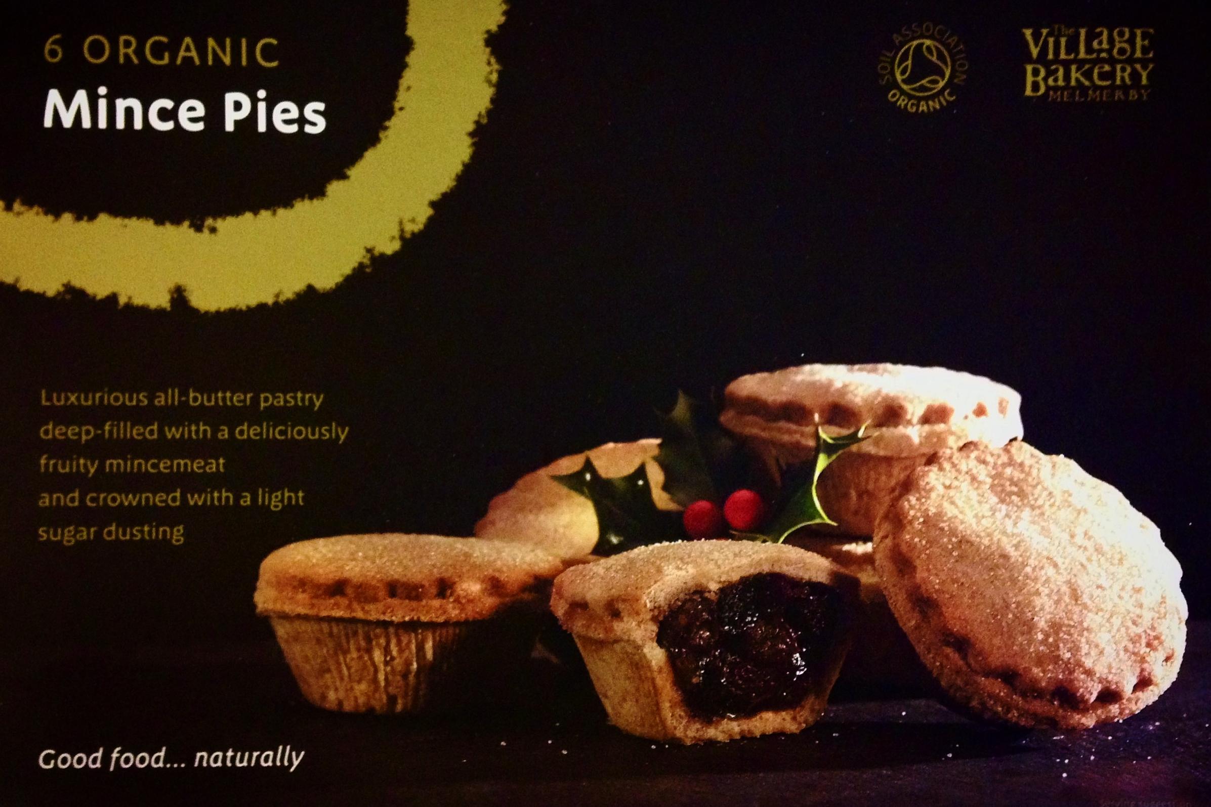 Village Bakery Mince Pies