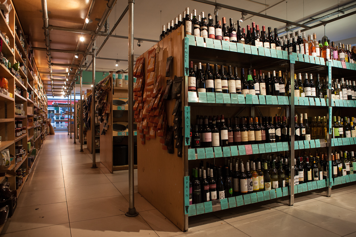 We sell a wide range of organic vegan and vegetarian wines from around the world.