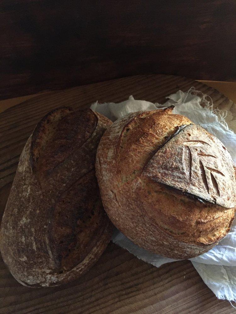 ekşi maya ekmek