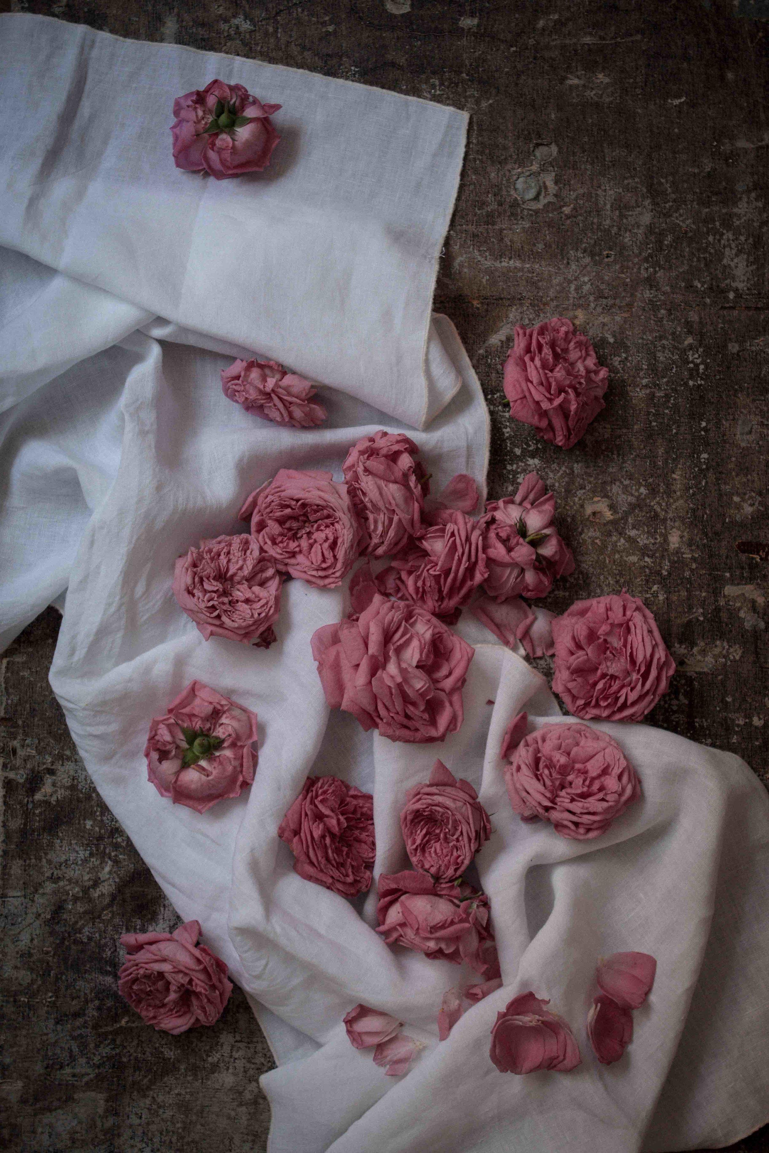 Reçel gülleri