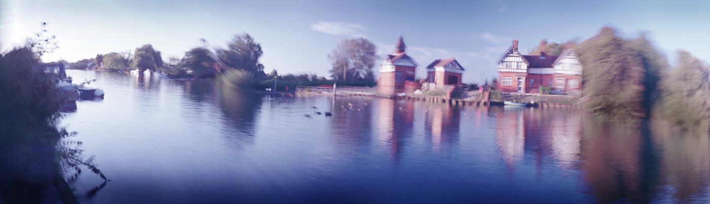 Runnymede on Thames