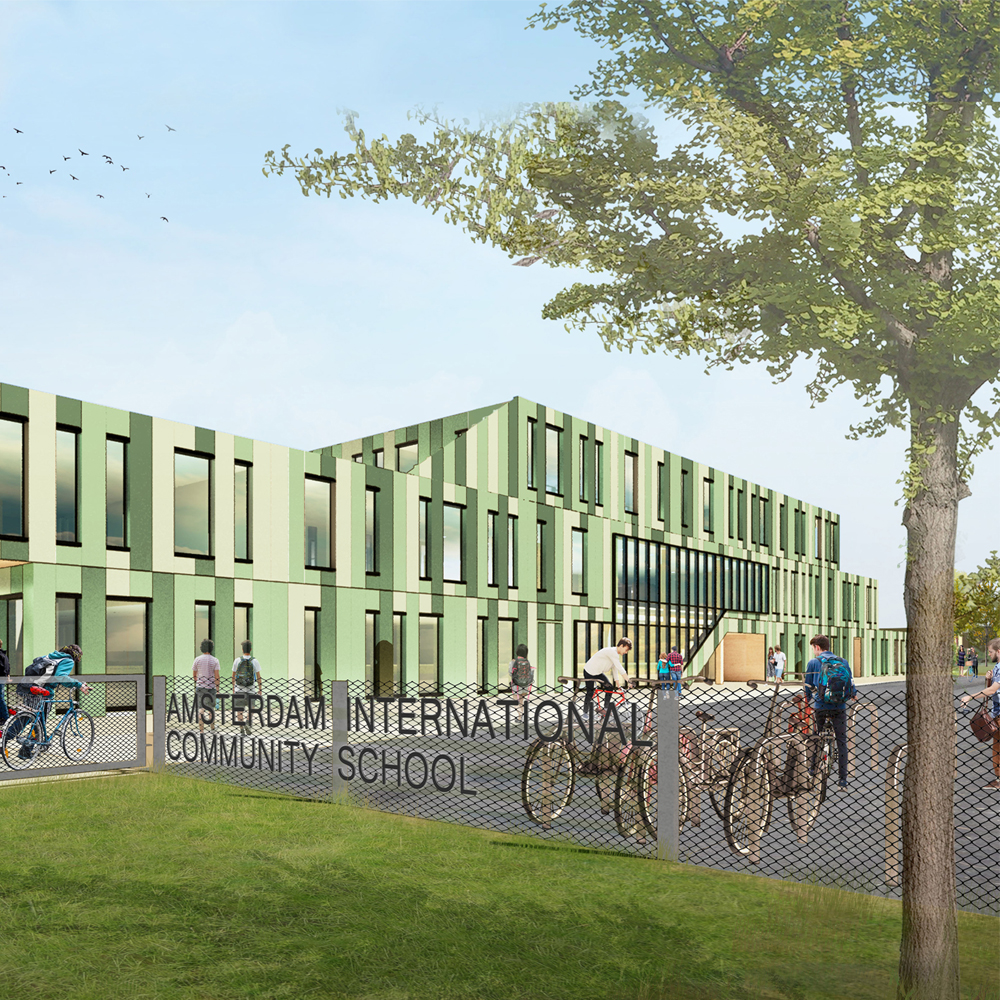 August 28, 2018  We won a tender for a 6.500 m2 moveable modular school