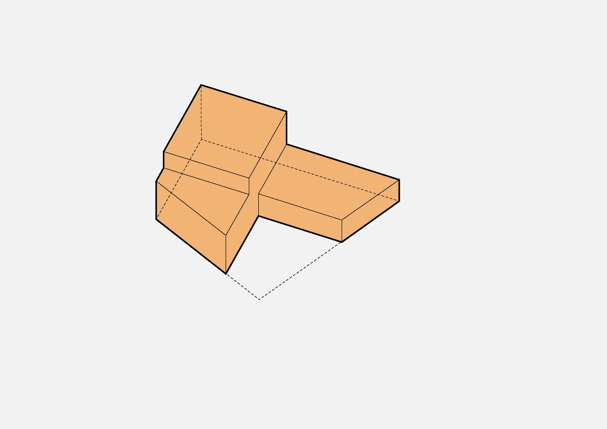 Compact energy-conscious shape