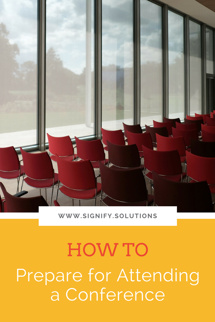 Here are my top tips to prepare for attending a conference on behalf of your nonprofit or social enterprise.