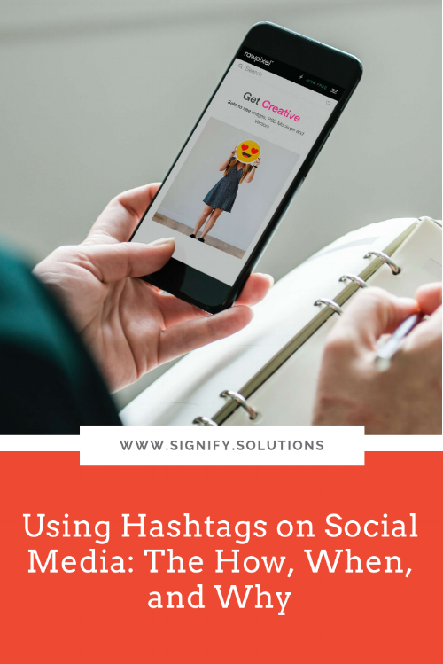 These small indicators within your social posts can start conversations, attract customers or donors, and change public sentiment. Are they powerful tools? When used strategically, you better believe it.