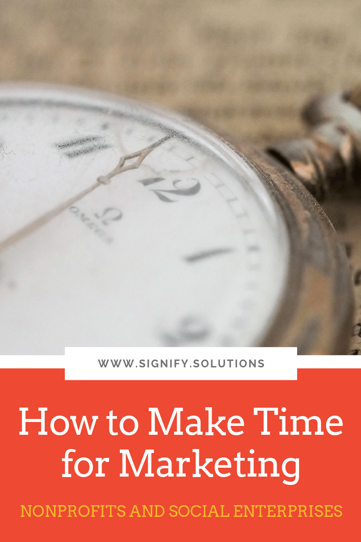 "There are any number of ways to fit marketing into your busy schedule. Today, I'll tell you about a few of my favorites. I'll even give you a few tools to help maximize your time, as well as a suggested ""bare bones"" marketing strategy."