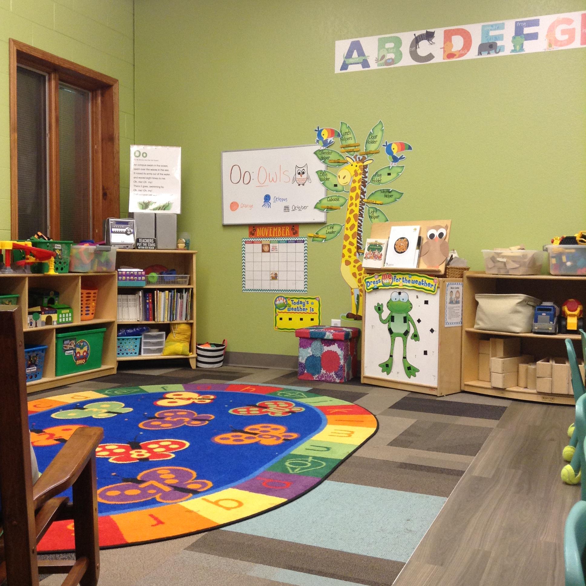Grasslands Classroom (4 year old class)
