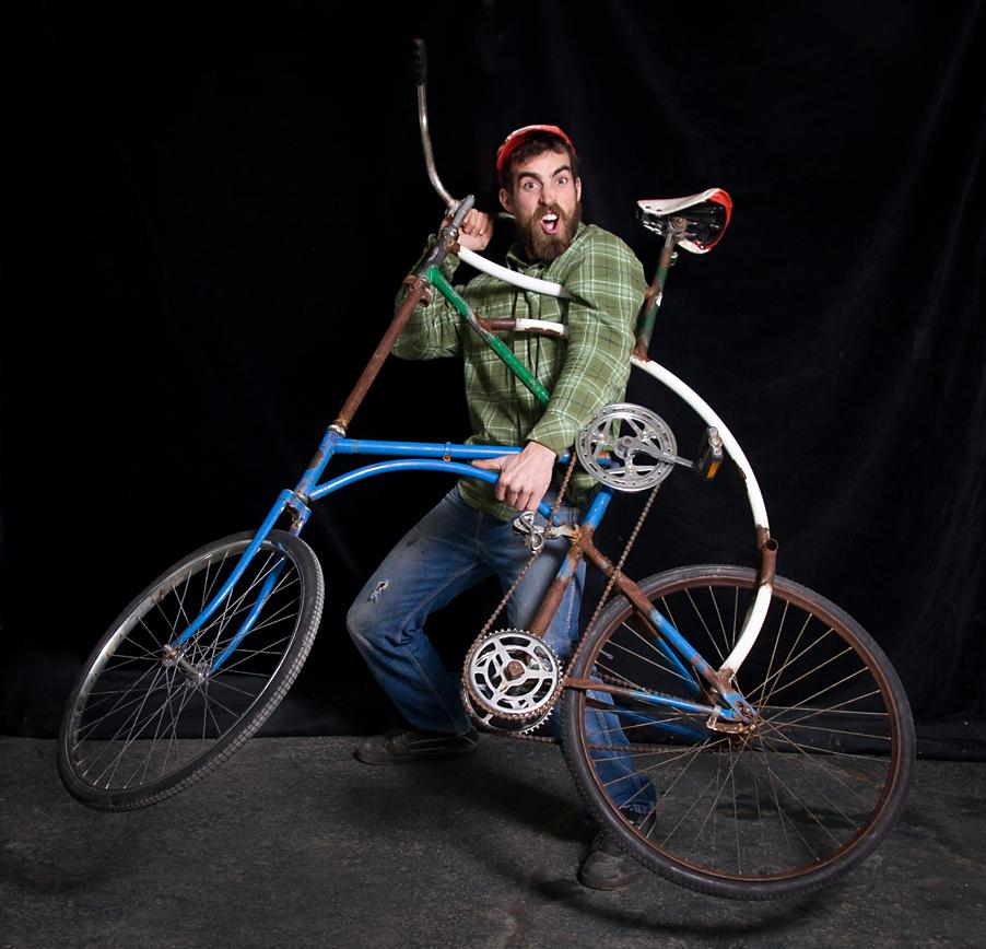 Matt Ottenof, member of the Winking Circle