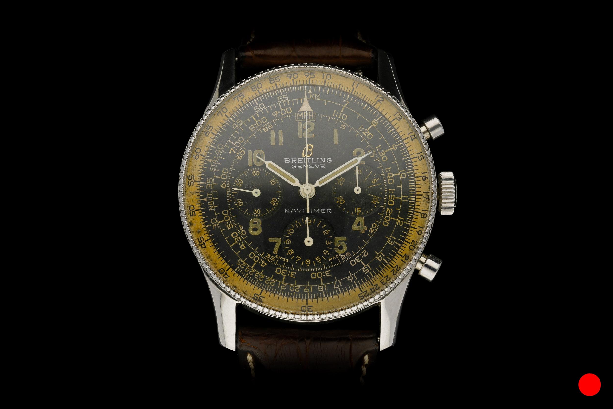 A 1955 Breitling Navitimer | £18000