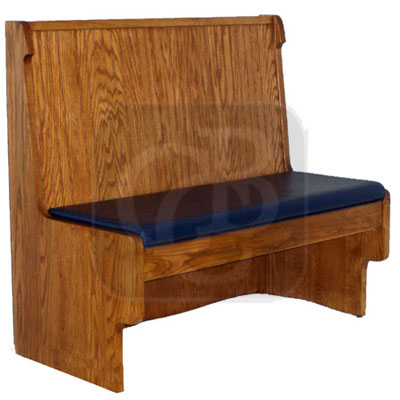 Wood Booths