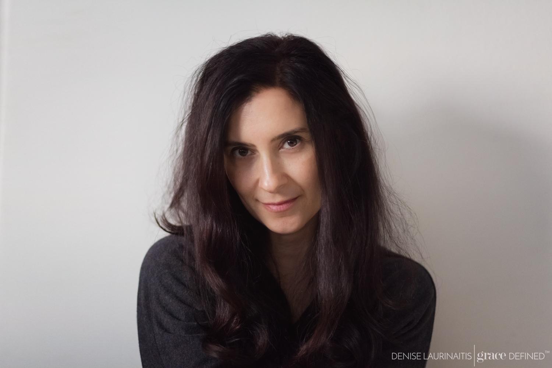 Denise Laurinaitis Grace Defined Photography Grace Project October Self Portrait