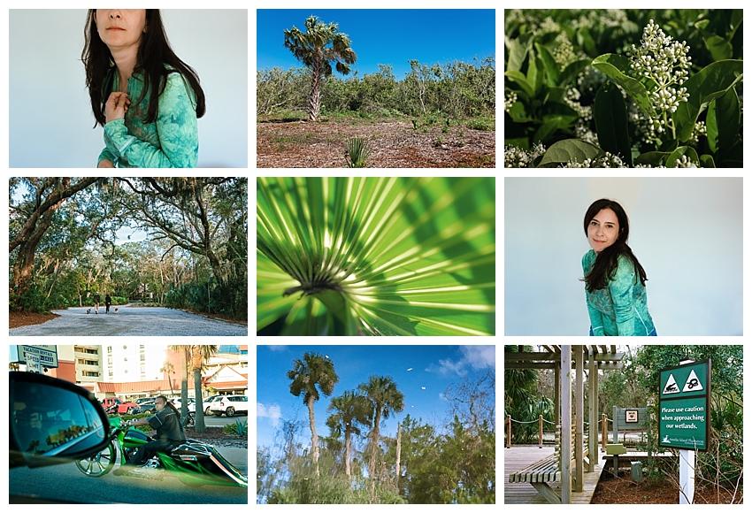 Denise Laurinaitis Grace Project Color Challenge April Green