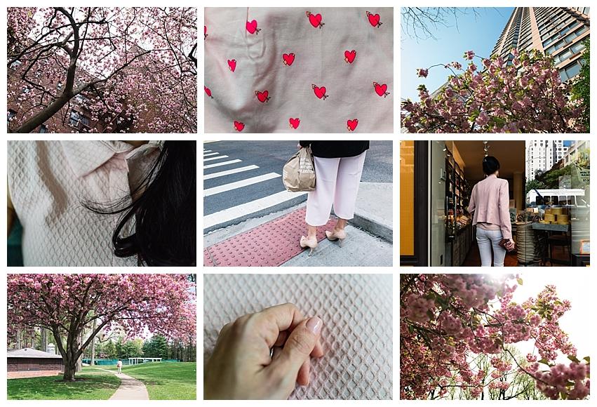 Denise Laurinaitis Grace Project Color Challenge June Pink