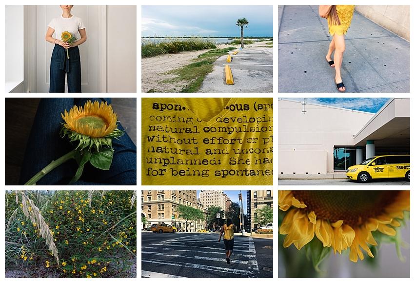 Grace Project 365 Color Challenge Denise Laurinaitis Yellow
