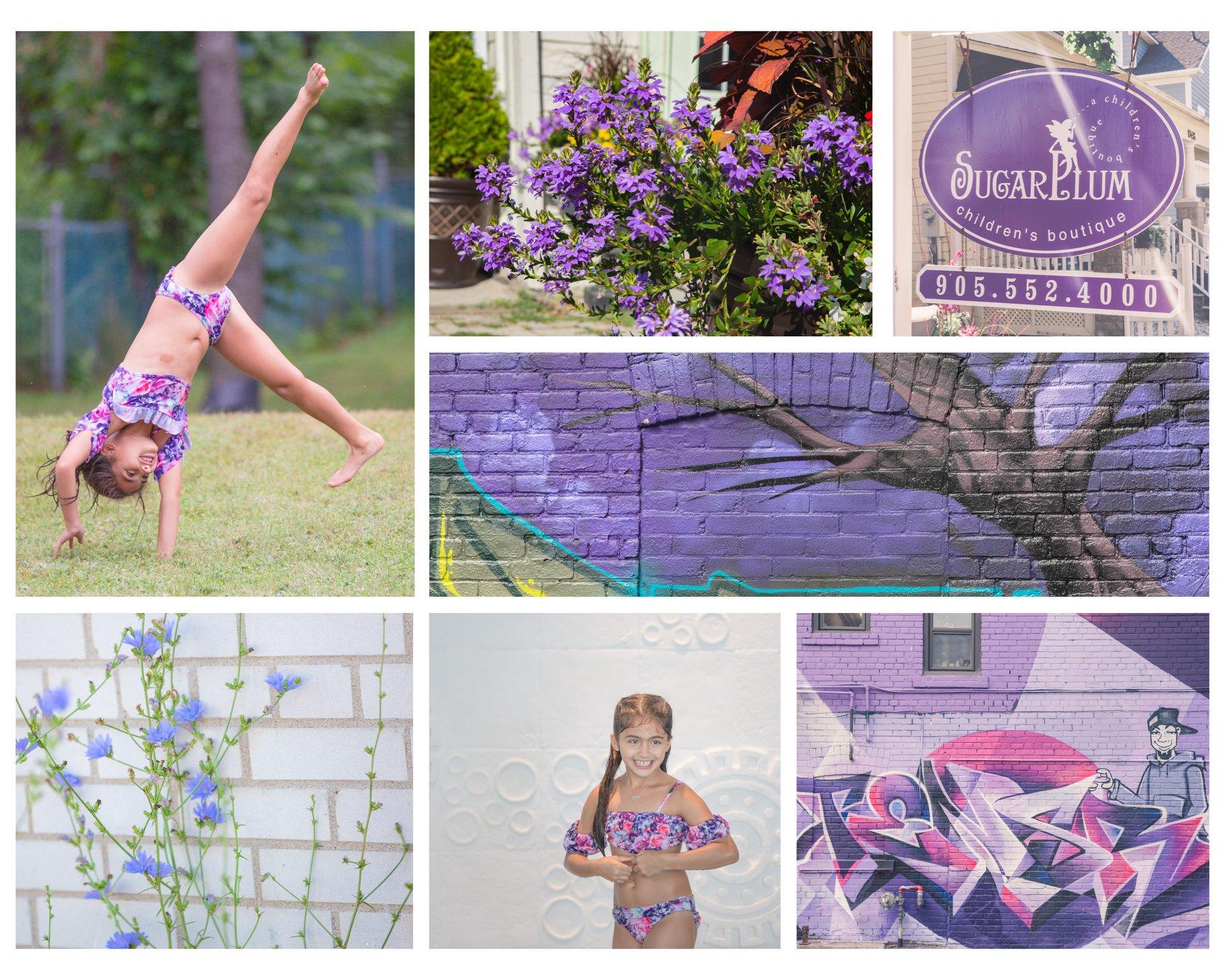 Grace Project Color Challenge July Purple Winner Terri Jankelow