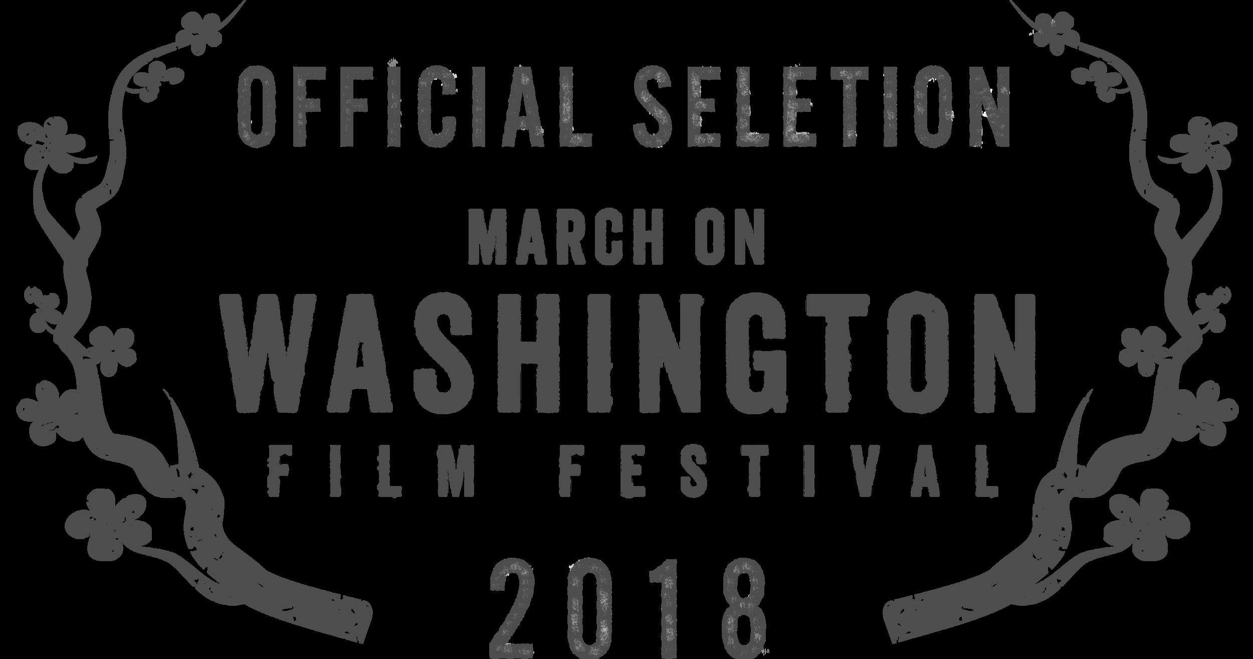 March on Washington Film Festival - D.C., July 19