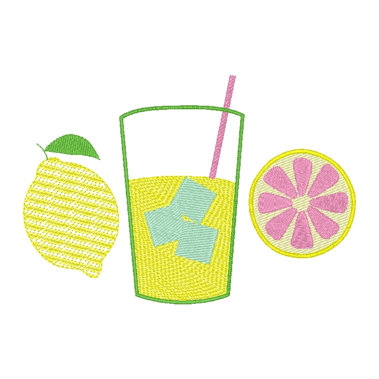 Lemonade Trio