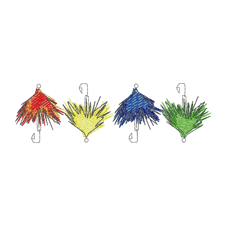 Fishing Lures - Spinners