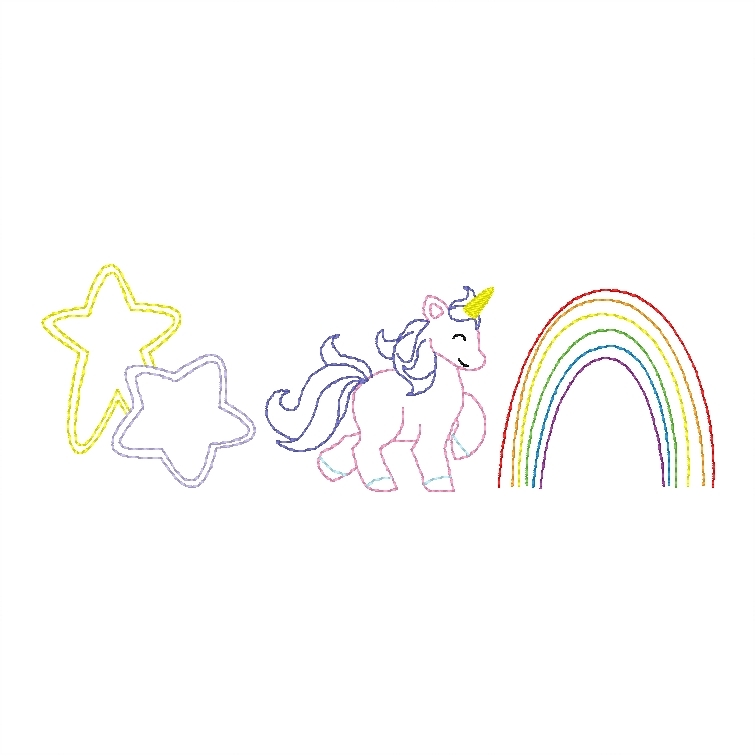 Unicorn Trio
