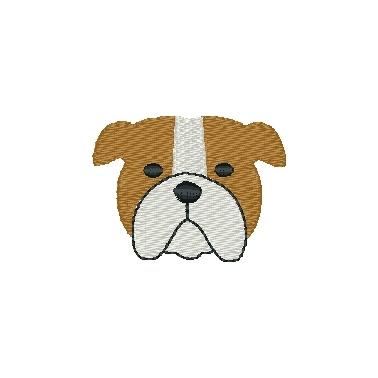 Bulldog (face)