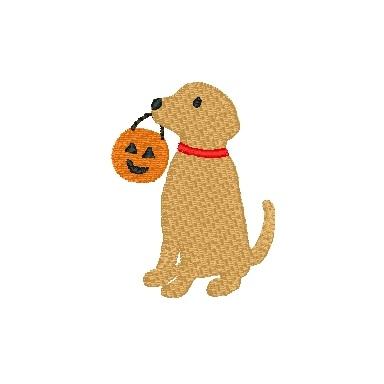 Puppy (pumpkin)