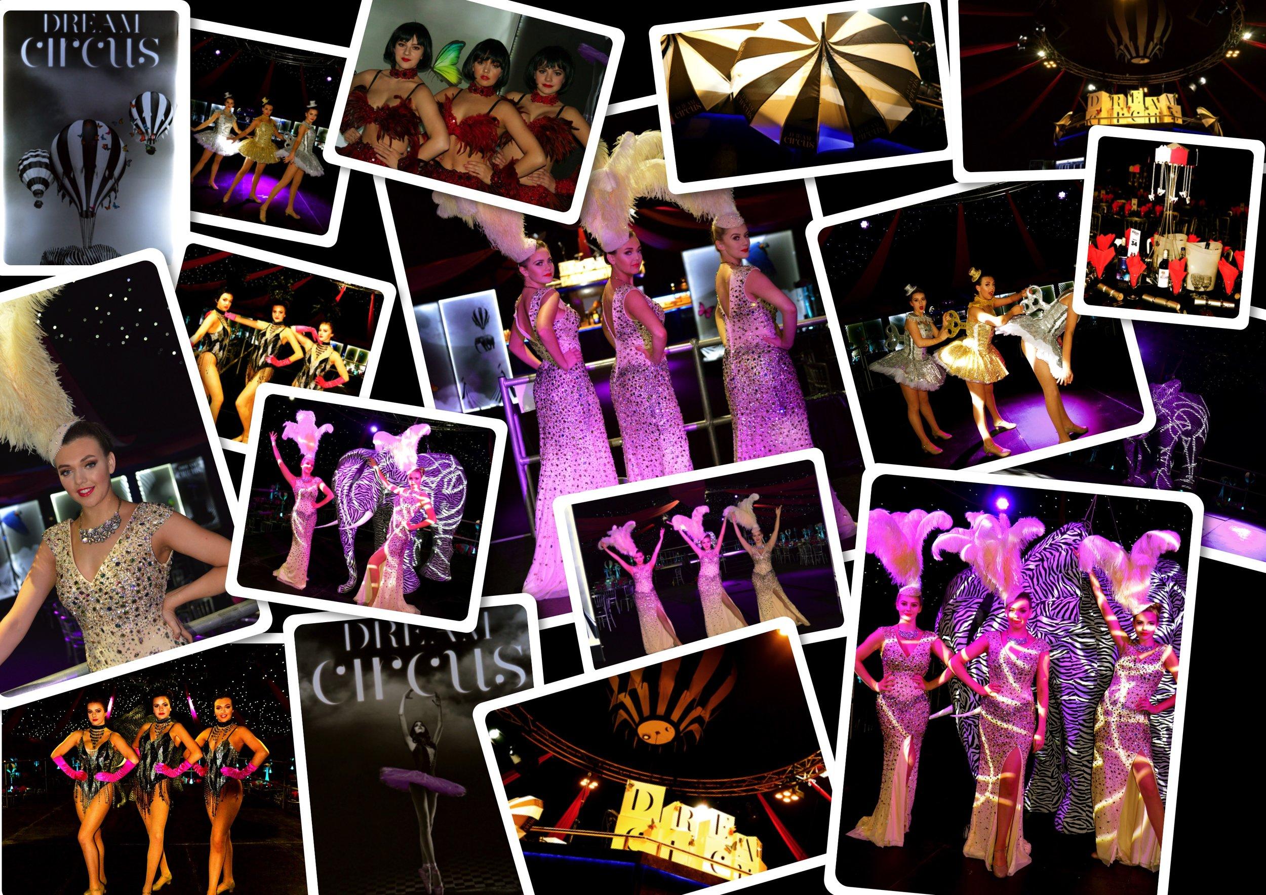 Windsor Christmas Event - 'Dream Circus'
