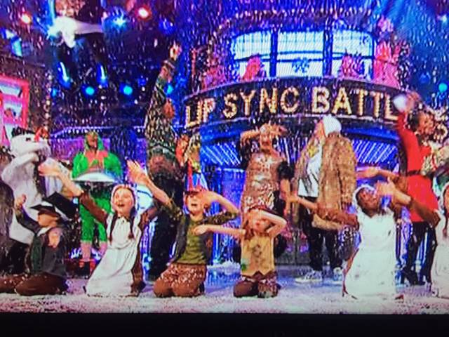 'Lip Sync Battle' Christmas Special - series 2
