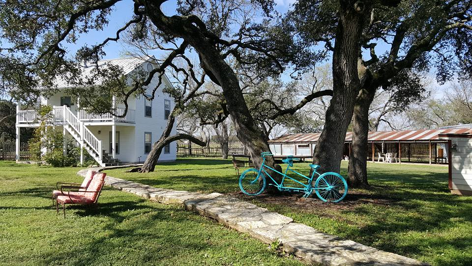 Full Moon Inn B&B, Fredericksburg Texas