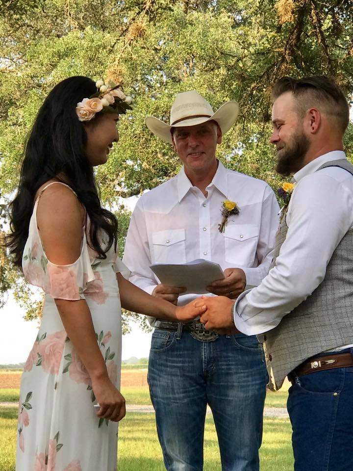 Onsite Officiant