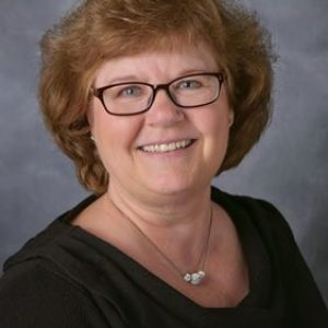 Mayor Diana Broderson of Muscatine, IA