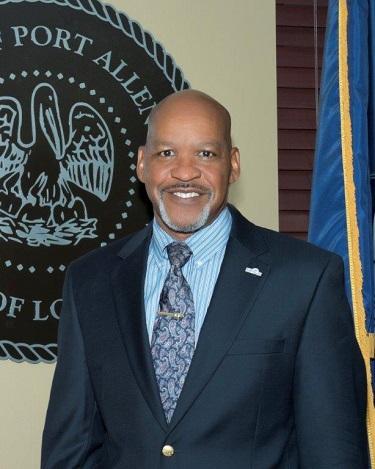 Mayor Richard Lee of Port Allen, LA