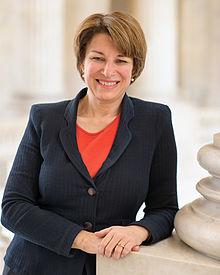 Senator Amy Klobuchar, Co-Chair, MN