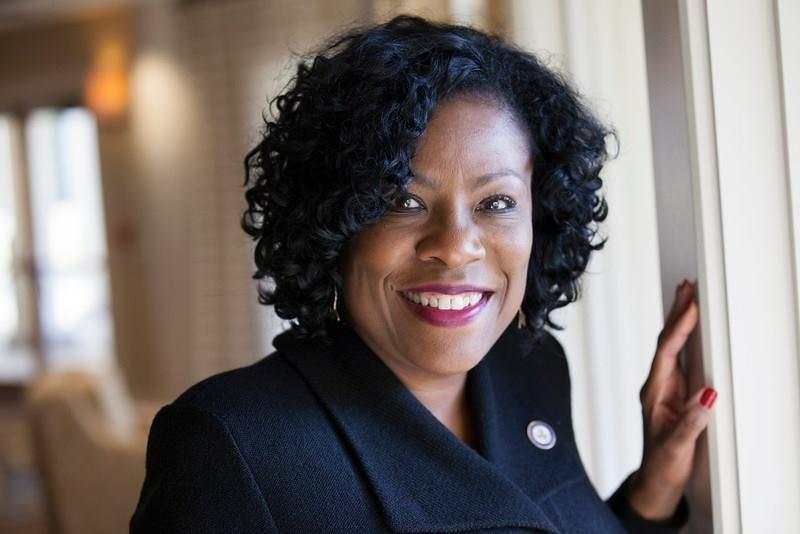 Mayor Sharon Weston Broome of Baton Rouge, LA