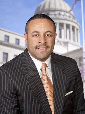 Mayor Chuck Espy of Clarksdale, MS