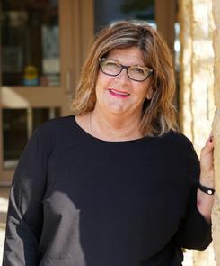 Mayor Mary Fasbender of Hastings, MN