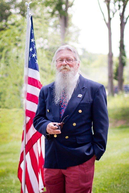 Mayor Phil Stang of Kimmswick, MO